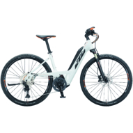 KTM MACINA CROSS 610 EASY ENTRY Unisex Elektromos Cross Trekking Kerékpár 2021
