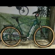 KTM MACINA STYLE 620 racing green (silver+copper) Férfi Elektromos Trekking Kerékpár 2021
