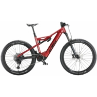 KTM MACINA KAPOHO 7973 Férfi Elektromos Összteleszkópos Enduro MTB Kerékpár 2022