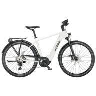 KTM MACINA SPORT 720 EASY ENTRY WHITE Uniszex Elektromos Trekking Kerékpár 2022