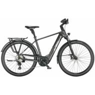 KTM MACINA STYLE 630 EASY ENTRY GREY Uniszex Elektromos Trekking Kerékpár 2022