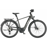 KTM MACINA STYLE 630 GREY Férfi Elektromos Trekking Kerékpár 2022