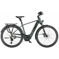 KTM MACINA STYLE 720 EASY ENTRY GREY Uniszex Elektromos Trekking Kerékpár 2022