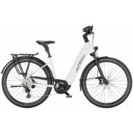 KTM MACINA STYLE 720 EASY ENTRY WHITE Uniszex Elektromos Trekking Kerékpár 2022