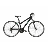 KROSS EVADO 2.0 D black/mint 2022 női cross trekking kerékpár