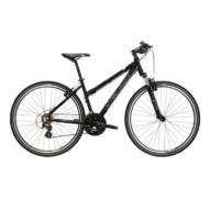 KROSS EVADO 2.0 D black / mint 2021 női cross trekking kerékpár