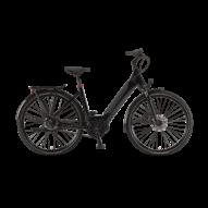 """Winora Sinus iR8 i500 28"""" EASY ENTRY Onyx Unisex Elektromos Városi Kerékpár 2021"""