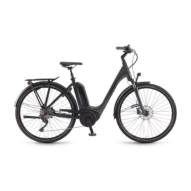 "Winora Tria 10 500 26"" EASY ENTRY Unisex Elektromos Trekking Kerékpár 2021"