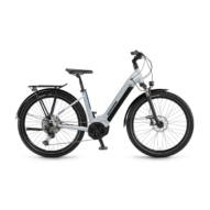 "Winora Yucatan 12 i630 27.5"" EASY ENTRY Unisex Elektromos Trekking Kerékpár 2021"