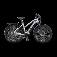 """Winora Yucatan 12 i630 27.5"""" TRAPÉZ Női Elektromos Trekking Kerékpár 2022"""