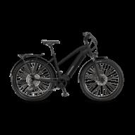 """Winora Yucatan 12Pro i630 27.5"""" TRAPÉZ Női Elektromos Trekking Kerékpár 2021"""