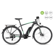Gepida Alboin Man Alivio 9 500 2022 elektromos kerékpár