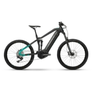 Haibike AllMtn 1 Grey Férfi Elektromos Összteleszkópos MTB Kerékpár 2021