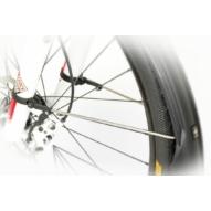 """SKS-Germany Velo 65 Mountain 29"""" kerékpár sárvédő szett pálcával [fekete]"""