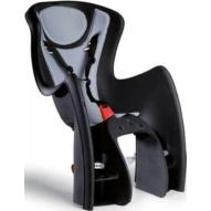Okbaby Body Guard vázra szerelhető kerékpáros gyermekülés [fekete-szürke]