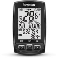 Kerékpár Computer iGPSPORT iGS50E GPS fekete