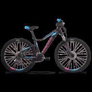 Kross LEA 8.0 27,5 black / pink / blue 2020 női mtb kerékpár