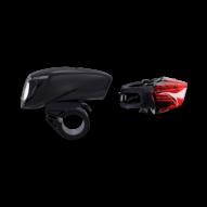 CUBE RFR Light Set TOUR 90 USB Kerékpár Lámpaszett 2021