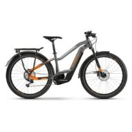 Haibike Trekking 10 TRAPÉZ Női Elektromos Trekking Kerékpár 2021