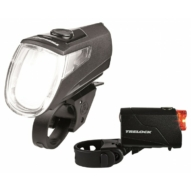 Trelock LS 360 I-GO ECO + LS720 lámpa szett