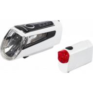 Trelock LS560 I-GO control + LS720 hátsó lámpa