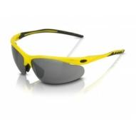 Kerékpár Napszemüveg Palma' sárga keret, füstsz. lencse SG-C13