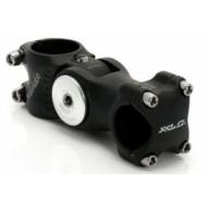 Kerékpár Kormányszár A-Head alu fekete 1 1/8 25,4mm -40/+40 fok, 108 mm ST-M02