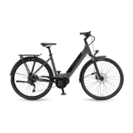 """Winora Sinus i9 Einrohr i500Wh 28"""" 9-G Deore Unisex Elektromos Trekking Kerékpár - 2020"""