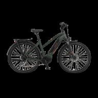 "Winora Yucatan i9 Damen i500Wh 28"" 9-G Alivio Női Elektromos Trekking Kerékpár"