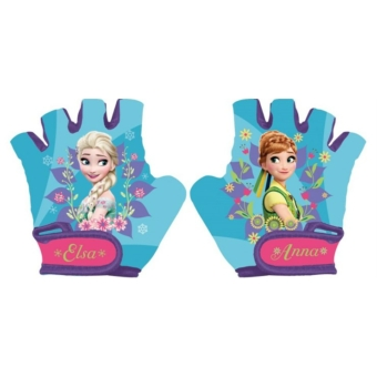 DISNEY Bike Gloves Frozen biciklis kesztyű