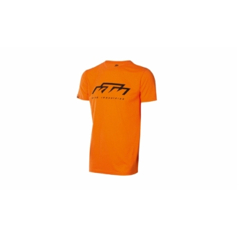 KTM Factory Team T-shirt BIorange/black