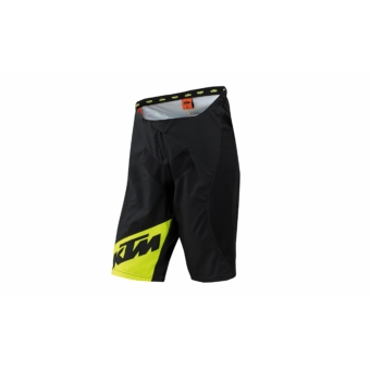 KTM Factory Enduro Shorts black/yellow