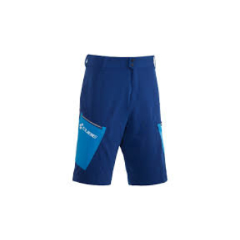 CUBE MANS TOUR SHORTS BLUE