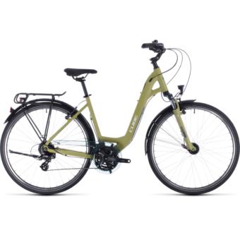 CUBE TOURING EASY ENTRY Unisex Trekking Kerékpár 2020