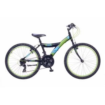 """Neuzer Max 18S 24"""" Gyermek Kerékpár Több színben"""