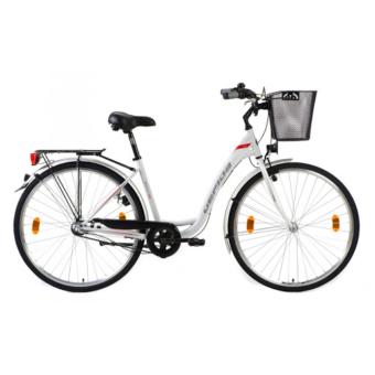 "Gepida REPTILA 100 28"" városi kerékpár"