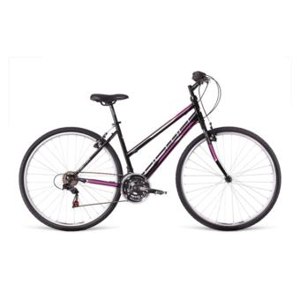 """Dema Trino lady black pink 18""""  Női Cross trekking Kerékpár"""