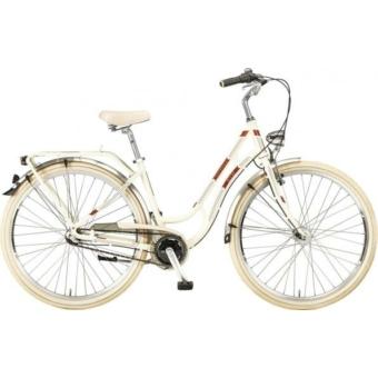 "KTM TOURELLA 3 28"" CREAM (BROWN) 2018 Városi kerékpár"