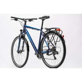 CUBE TOURING midnight blue metalic 2016 Trekking Kerékpár