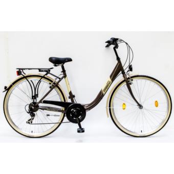 """Schwinn-Csepel BUDAPEST """"B"""" 28""""/19"""" Városi kerékpár 7sebesség, Több színben"""