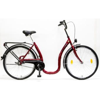 """CSEPEL BUDAPEST """"C"""" 26"""" Mélyátlépésű változat, Városi kerékpár - Több színben"""