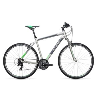 Cube Curve 2017 Férfi Cross Trekking Kerékpár