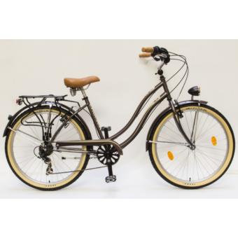 """CSEPEL CRUISER 26"""" NEO Városi kerékpár Több színben"""