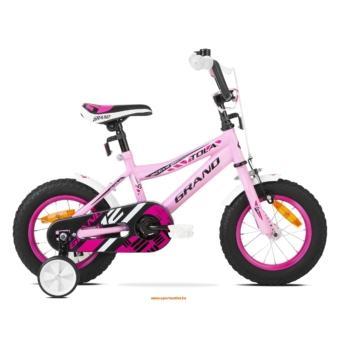 """GRAND KID TOLA PINK 2015 12"""" Gyermek Kerékpár"""