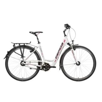 Gepida Alboin 300 NŐI 2016, hidraulikus Magura fékkel 8s Nexus agyváltóval Trekking/ Városi kerékpár