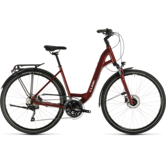 CUBE TOURING EXC EASY ENTRY Unisex Trekking Kerékpár 2020