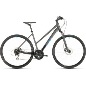 CUBE NATURE TRAPÉZ Női Cross Trekking Kerékpár 2020