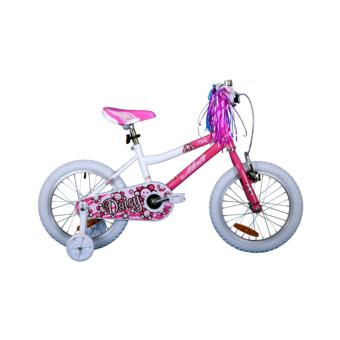 """Mali Daisy 16"""" pink Gyermek Kerékpár"""