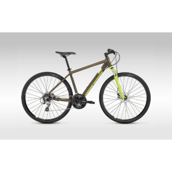 LAPIERRE CROSS 200 DISC 2017