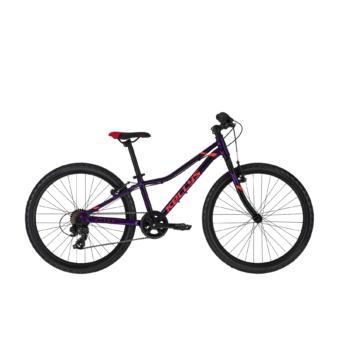 """Kellys Kiter 30 Purple 11 24"""" gyermek kerékpár 2020"""